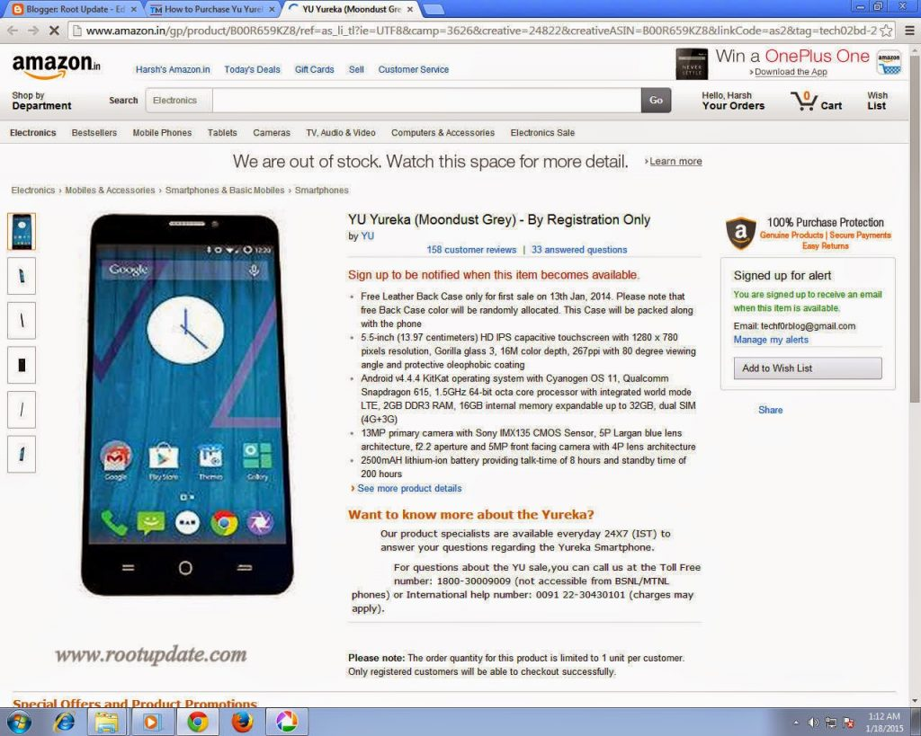 How-to-buy-micromax-yu-yureka-in-india-from-amazon-sales