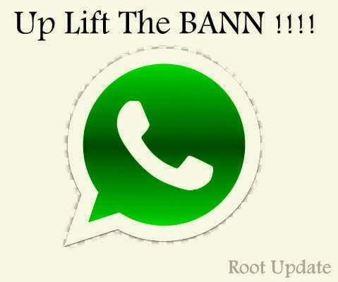 How To UnBan the Calling Feature For Whatsapp in UAE .
