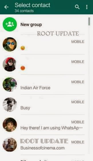 How To Change Looks of Whatsapp For Ios and Windows Phone