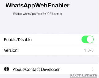 How-to-activate-Whatsapp-Web feature-With-An-Apple-iphone-without-jailbreak