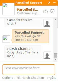 customer-support-of-parcelled-is-awesome