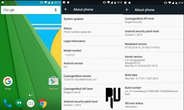 upgrade-yu-yuphoria-with-android-m-6.0-marshmallow