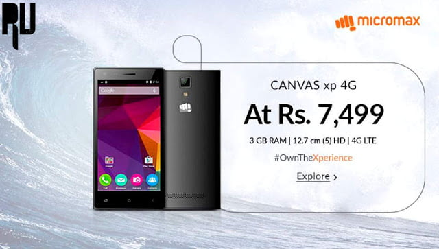 Micromax-Canvas-Xp-4G-review