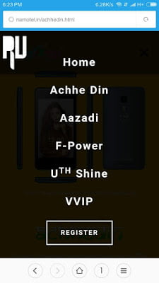 How-to-Order-Book-Namotel-99-rupees-android-achhe-din-smartphone-From-mobile