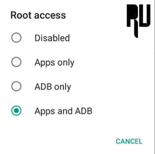 how-to-get-root-access-on-Cyanogenmod-13-6.0-custom-rom