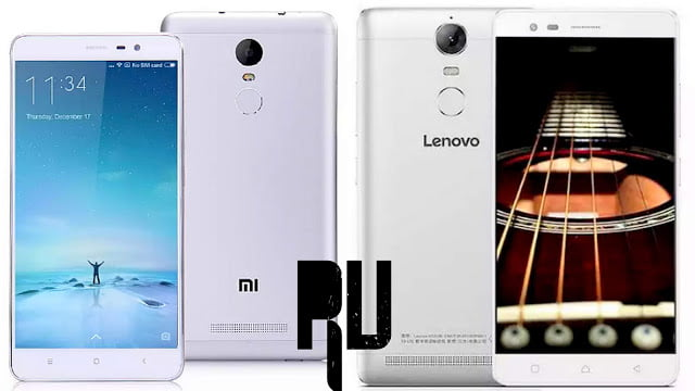 Lenovo-K5-note-vs-Xiaomi-redmi-note-3