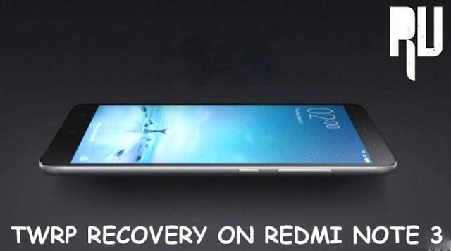 flash-twrp-recovery-mode-on-redmi-note-3