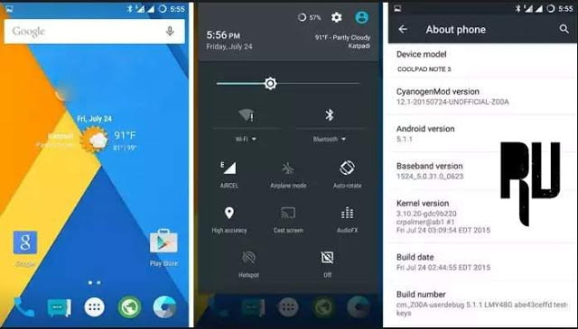 Cyanogenmod-13-Custom-rom-cm-for-coolpad-note-3