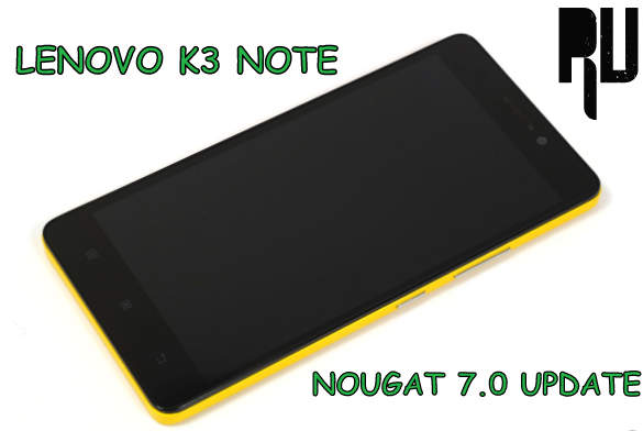 Android-n-7.0-nougat-update-for-lenovo-k3-note