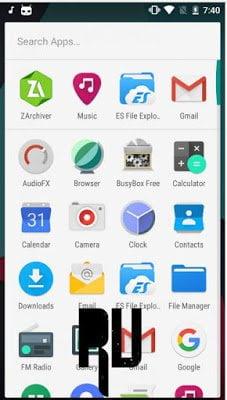 Install-Cm14-nougat-7.0-in Samsung-galaxy-A5