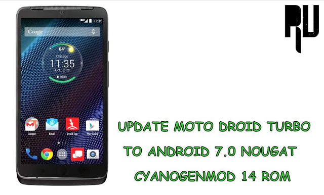 Update-droid-turbo-to-android-nougat-7.0