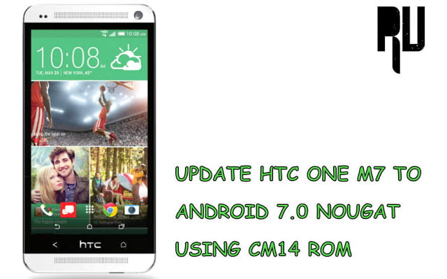 ANDROID-NOUGAT-7.0-UPDATE-FOR-HTC-ONE-M7