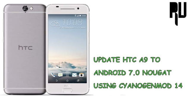 update-htc-a9-to-android-nougat-7.0