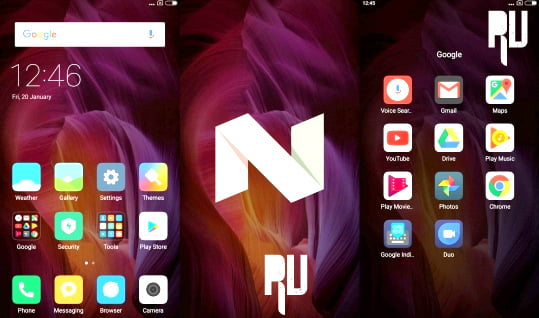 install-android-7.0-nougat-on-redmi-note-4-officially